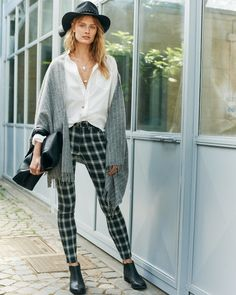 Madewell's Fall Looks Will Make You Want to Step Up Your Casual Outfit Game: There is a difference between basics and being basic, and Madewell's Fall lineup is here to remind you of that.
