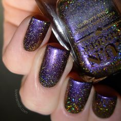 Brand: F.U.N Lacquer // Collection: New Year 2015 // Color: Reunion (H) // Blog: Love Varnish