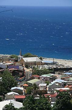 Grand-Rivière Martinique Antilles © AliZéMédia