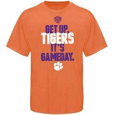 Clemson Tigers ESPN College Gameday Get Up It's Gameday T-Shirt