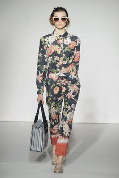 Clements Ribeiro RTW Spring 2013 - Runway, Fashion Week, Reviews and Slideshows - WWD.com