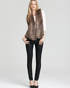 loving fur vests