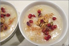 A Seasonal Cook in Turkey: All About Aşure or Noah's Pudding
