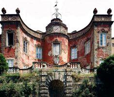 The Garzoni Villa in Collodi, Palazzina d'estate