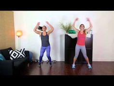 Week 12 Workout 6 IdealShape Up Challenge! 12 weeks of Free Fat-Burning Workouts! - YouTube