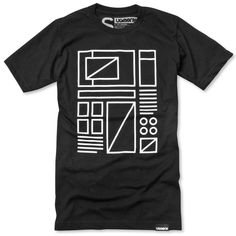 WIREFRAME (BLACK) | Ugmonk