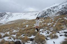 Nature, México Nevado de Toluca,