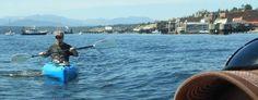 Kayaking Admiralty Inlet, Port Townsend, WA Facebook/Kayaking With Selena