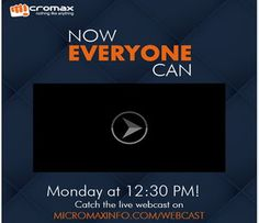 Micromax launching Android One just before Apple event, says its a 'revolution'