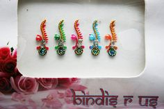 Eyebrow Bindi Jewelry decoration for Her.