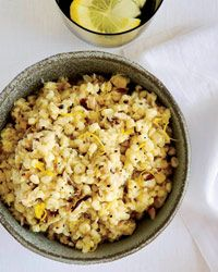 Creamless Creamed Corn with Mushrooms and Lemon Recipe on Food & Wine