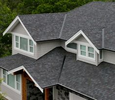 Best Tamko Heritage Old English Pewter Sachse Home Tamko Shingles Residential Roofing Exterior 400 x 300