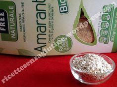 Amaranto Popcorn senza glutine