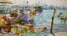 Geoffrey Wynne's web page, member of the Royal Institute of Painters in Watercolour, professional watercolourist.Página web de Geoffrey Wynne, miembro del Royal Institute of Painters in Watercolours, acuarelista profesional.