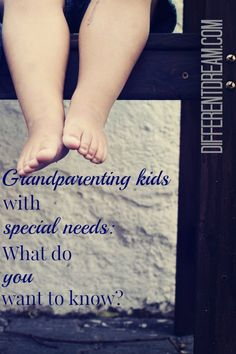 grandparenting kids with special needs
