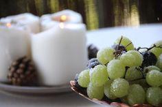 frozen grapes recipe frozen fruits
