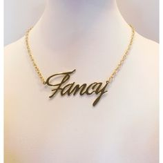 """Gold Statement Necklace """"Fancy"""" Necklace 16k gold plated Adia Kibur Jewelry Necklaces"""