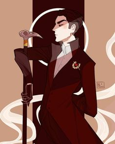 Kaz Brekker | Six of Crows by Leigh Bardugo