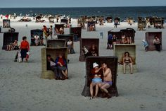 sickpage:      Bruno Barbey POLAND. City of Sopot,... - COEVAL DIARY