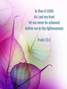 Psalm-31:1
