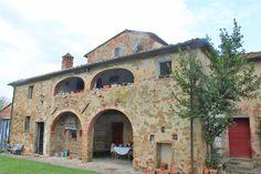 #casaleToscano a #Lucignano in vendita  www.villainversilia.it