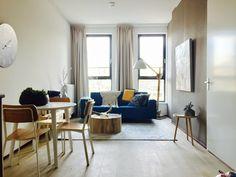 Een klein appartement slim inrichten! Urban, vintage en industrieel huurmeubilair van Home Inspirations.