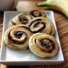 Cinnamon Brioche Pinwheels