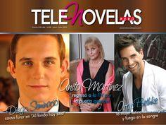 Edición Junio # 001 | 2010 de TeleNovelasPeru.com