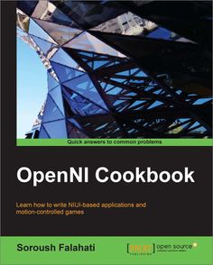 I'm selling OpenNI Cookbook - $28.00 #onselz