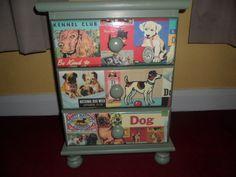lovely vintage dogs