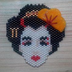 129 отметок «Нравится», 20 комментариев — Emilie Lejeune (@coeur__citron) в Instagram: «J'ai découvert récemment le compte de @giusy.scrima et j'ai repris une de ses geisha, que j'ai un…»