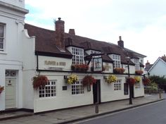 The Windmill Inn, built in 1599, is a two-minute walk from Shakespeare's last home, New Place. The playwright used to visit the pub often, and his history with the Windmill is written on a plaque on its walls.