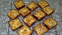 The Belly Fat Cure...PurpleRosy Style...: Cauliflower-Cheese-Jalapeno Muffins