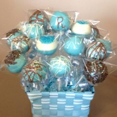 Cake pops for baptism, birthday and other occasions By: Susiesweettreats (join my facebook group)