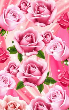 Beautiful Roses for wall Art Pink And Red Wallpapers, Cute Wallpapers, Phone Wallpapers, Power Wallpaper, Pink Wallpaper, Beautiful Flowers Wallpapers, Beautiful Roses, Flower Backgrounds, Wallpaper Backgrounds