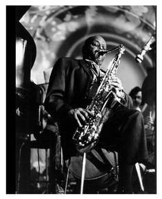Ben Webster, Paradiso, Amsterdam Photo by Pieter Boersma Jazz Artists, Jazz Musicians, Live Music, New Music, Jazz Radio, Color Television, Musician Photography, Hippie Culture, Old School Music