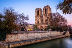 Only have 24 hours to visit Paris? About Paris Travel's handy guide to a day in the city will give you a first magical look at the capital.: Early Morning: Notre Dame Cathedral and Latin Quarter Paris Travel, France Travel, Paris Tourist Attractions, Paris Photos, Luxembourg, Guide, Paris France, Travel Inspiration, Places To Visit