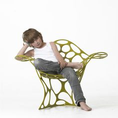 Designer furniture from 3D printers