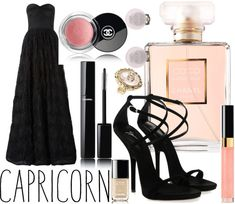 """Capricorn Style"" by mirjana86 ❤ liked on Polyvore"