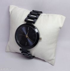 Checkout this latest Watches Product Name: *casual stylish watch for women* Strap Material: Metal Display Type: Analogue Size: Free Size Multipack: 1 Country of Origin: India Easy Returns Available In Case Of Any Issue   Catalog Rating: ★4 (1549)  Catalog Name: Stylish Women Watches CatalogID_1865389 C72-SC1087 Code: 422-10282747-015