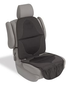 Another great find on #zulily! Black Elite Duomat Car Seat Mat by Summer Infant #zulilyfinds