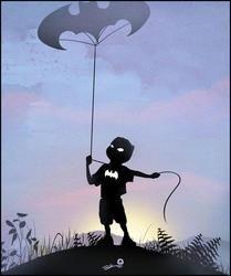Superhero Kids Illustration Series by Andy Fairhurst