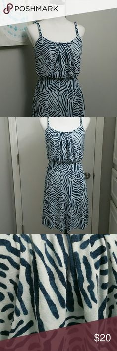 LOFT Dress So soft and comfy...great pre-owned condition! LOFT Dresses