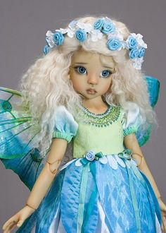 Kaye Wiggs Lilac Layla   ... kaye wiggs msd modeling is kayla my kaye wiggs sun kissed layla elf