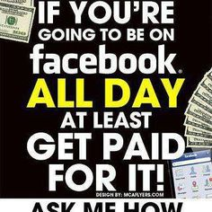 So many ways to make money working from home.   http://www.easy.instantrewards.net/index.php?ref=115321