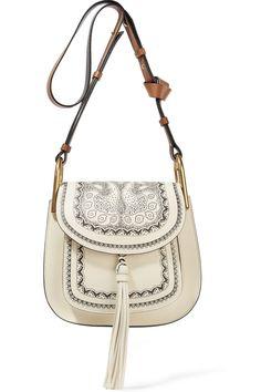 Chloe Hudson Leather Shoulder Bag