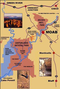 14 Best Moab Camping images