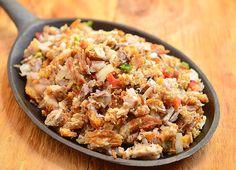 Crispy Pork Sisig Recipe | Panlasang Pinoy Recipes