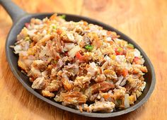 Crispy Pork Sisig Recipe | Panlasang Pinoy Recipes