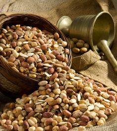 Crisp & Delicious Nuts & Seeds